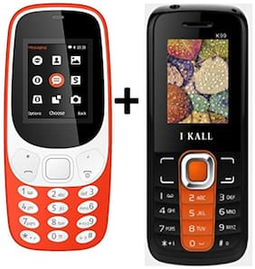I KALL K3310 Red & K55 White