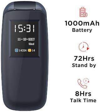 I KALL K3312 Dual SIM (Dark Blue)