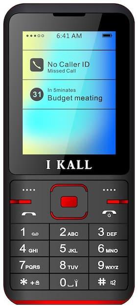 I Kall K37 Dual Sim Red