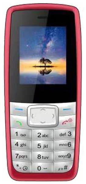 I Kall K72 1.8 Inch Dual SIM Red