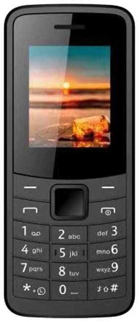 I Kall K73 1.8 Inch Dual SIM Black