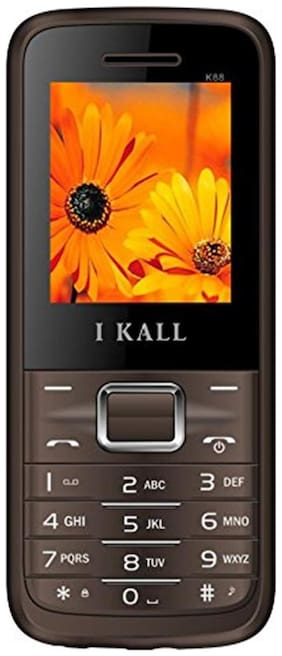 I Kall K88 Dual Sim Brown