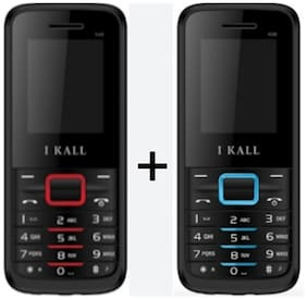 I KALL K88 Combo (Red and Blue)