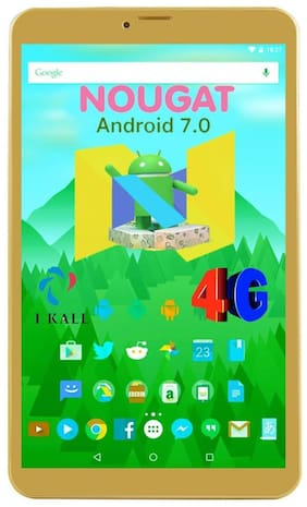 I Kall N1 20.32 cm (8 inch) Tablet 8 GB ( Gold )