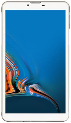 I Kall N4 Calling Tablet (7 Inch  8GB  4G Volte) (White)