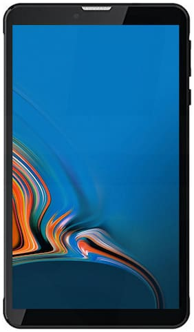 I Kall N4 Calling Tablet (7 Inch  16GB  4G Volte) (Black)