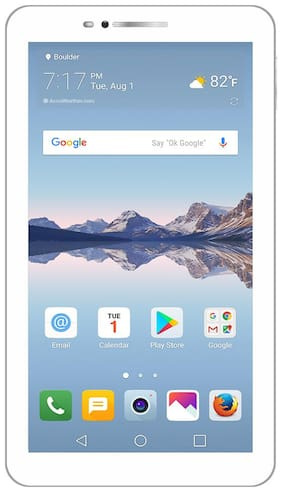 I KALL N8 Calling Tablet (7 Inch  2GB  16GB ) (White)