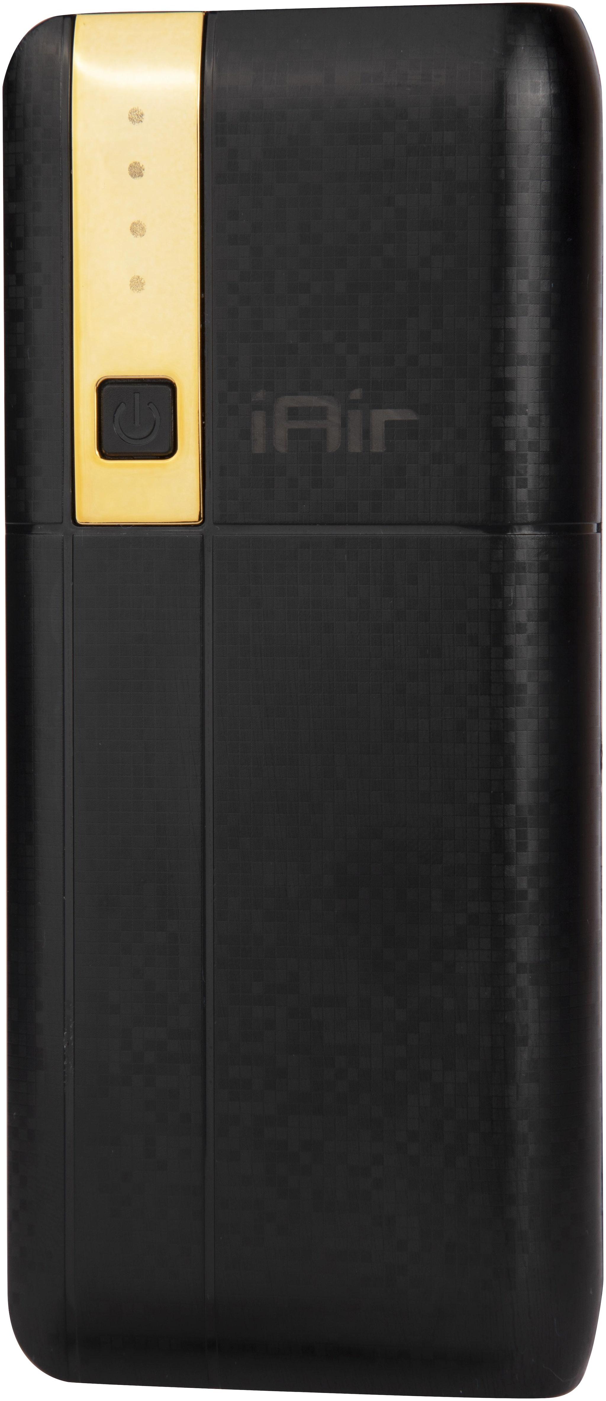 Iair Power Bank 10000 mAh Portable Power Bank   Black