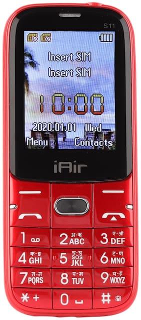 IAIR S11 Dual SIM Red