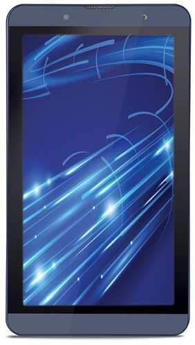 iBall Brisk 4g2 (3gb Ram Tablet) 17.7 Cm (7 Inch) 16 Gb Blue