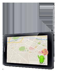 iBall Slide 3G Q45i 8 GB Tablet (Grey)