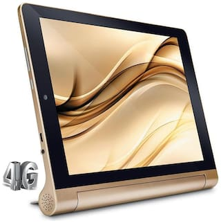 iBall Brace-X1 25.4 cm (10 inch) Tablet 16 GB ( Bronze gold )