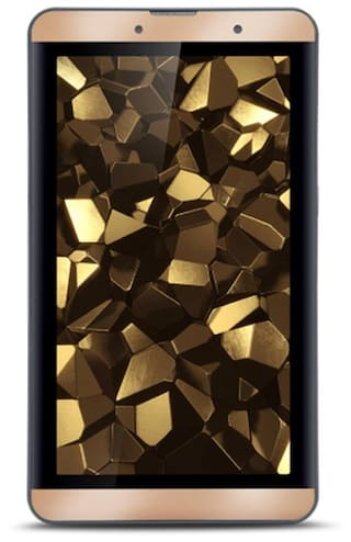 iBall Snap4g2 17.7 Cm (7 Inch) 16 Gb ( Biscuit Gold )