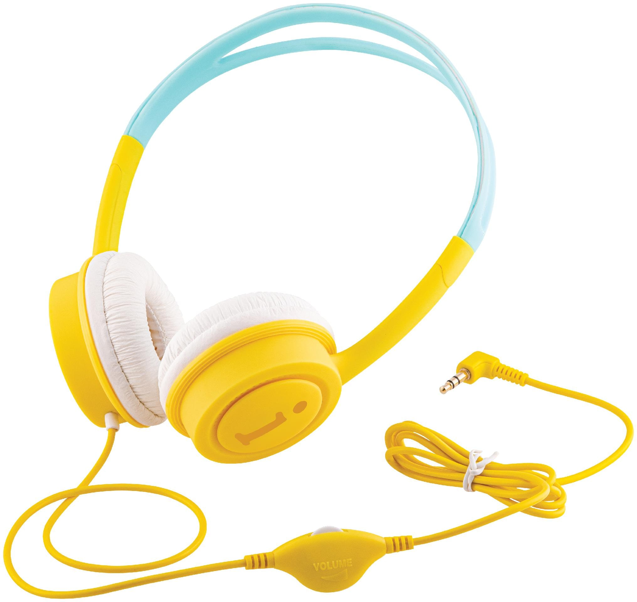 iBall Over Ear Wired Headphone   Multi   by Bedbath More