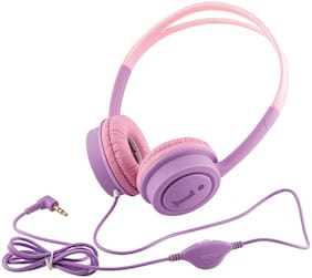 iBall Over-Ear Wired Headphone ( Multi )