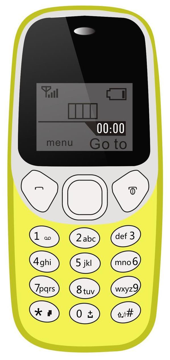 Ikall K71-Yellow