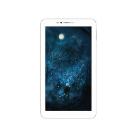 IKALL N8 Dual Sim 3G Calling Tablet with 7 inch Display (Gold, 1GB + 8GB)