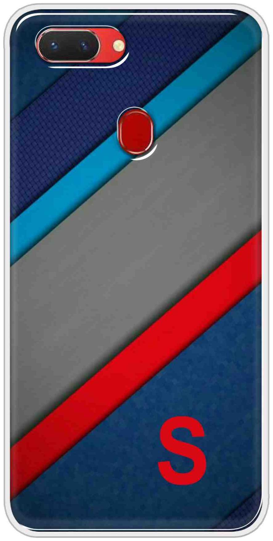 IKC STORE Mobile Back Cover For Oppo Realme 2 Multi