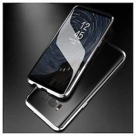IMMUTABLE Metal Bumper Case For Samsung Galaxy S9 ( Black )