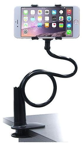 IMMUTABLE Wall Stand For Mobile Holder (Black)