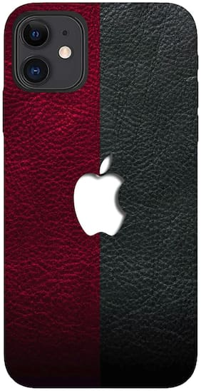 Apple iPhone 11 Silicone Back Cover By INC STORE ( Multi )
