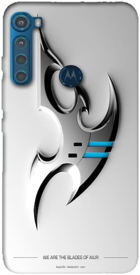 INC STORE Back Cover For Moto One Fusion Plus Multi