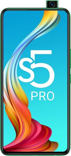Infinix S5 Pro 4 GB 64 GB (Forest Green)