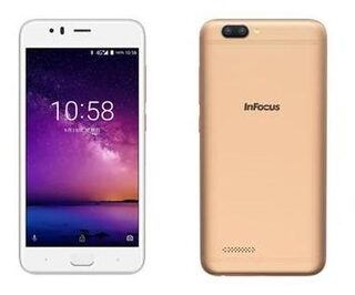 InFocus A3 16 GB (Platinum Gold)