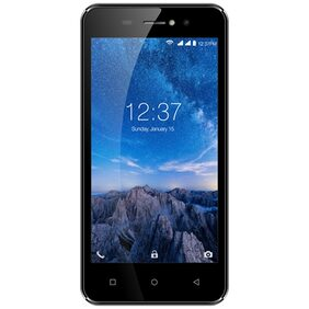 Intex Aqua Amaze Plus (8GB, Black)