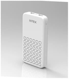 INTEX 16000 mAh Power Bank - White