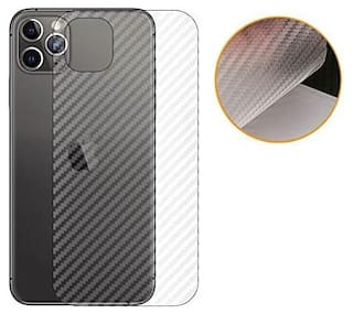 iPhone 11 Pro Max Transparent Mobile Skin for Back