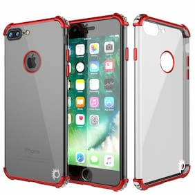 iPhone 7 PLUS Case, Punkcase [BLAZE SERIES] Cover with Screen Protector