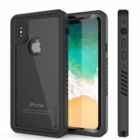 iPhone X Case, Punkcase [Extreme Series] [Slim Fit] [IP68 Certified] Shockproof