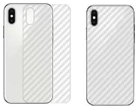 iPhone XR Transparent 3D Mobile Skin for Back
