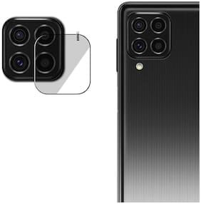 ISAAK Camera Lens Protector For Samsung Galaxy F62 1 Pc