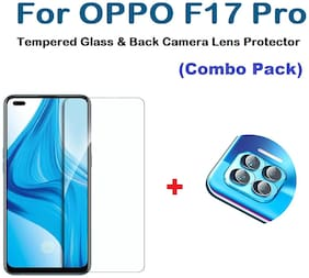 ISAAK Screen Guard For OPPO F17 Pro