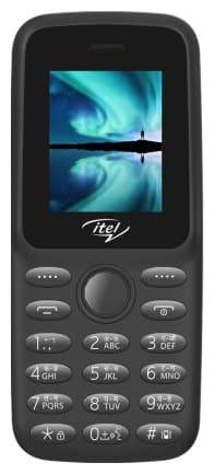 Itel IT2163 Dual Sim Black
