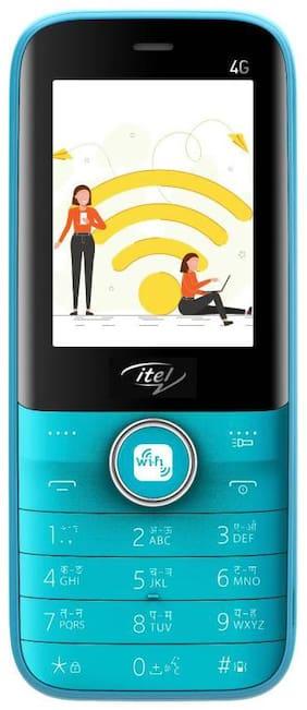 Itel Magic2 4G Blue