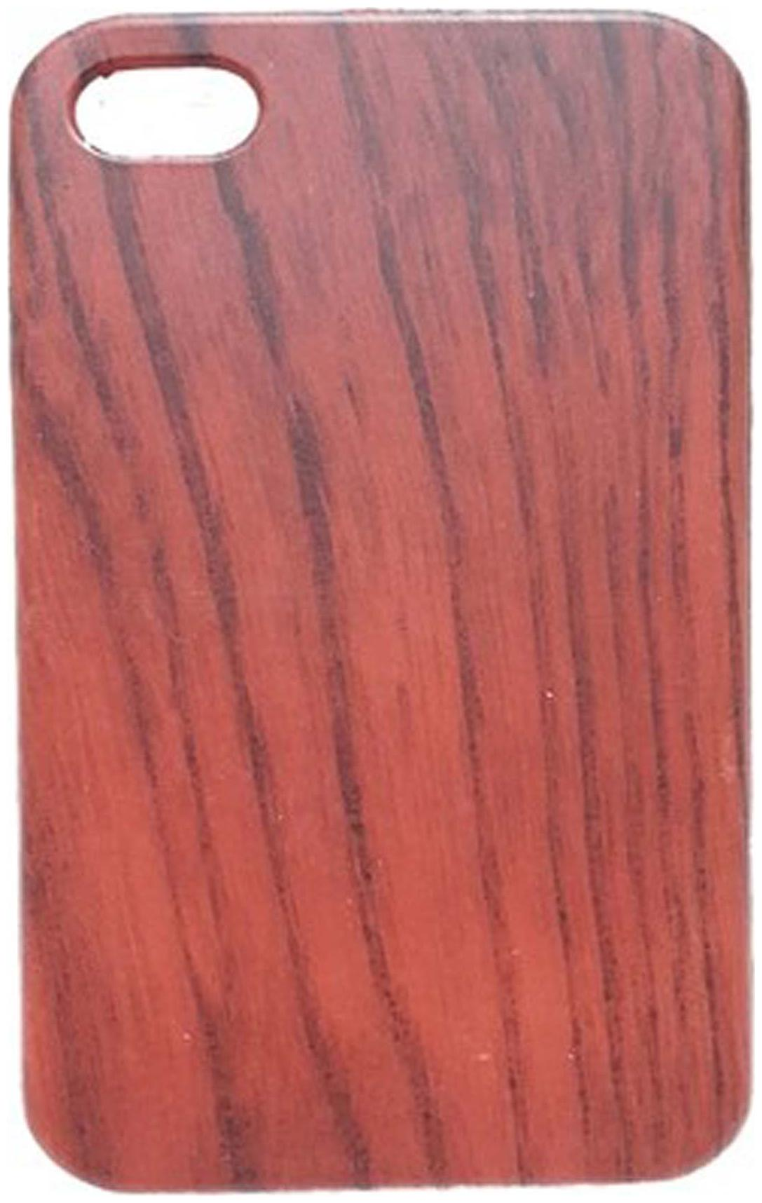 Iway Back Cover For iPhone 4/ 4s  Brown  by I Way