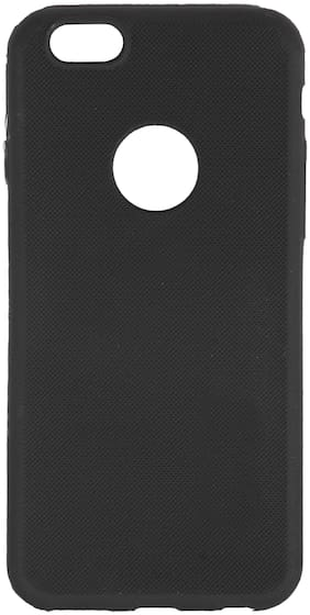 Iway TPU Back Cover For Apple iPhone 6 ( Black )