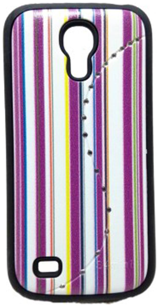 Iway Back Cover For Samsung Galaxy S4 Mini S9190  Purple  by I Way