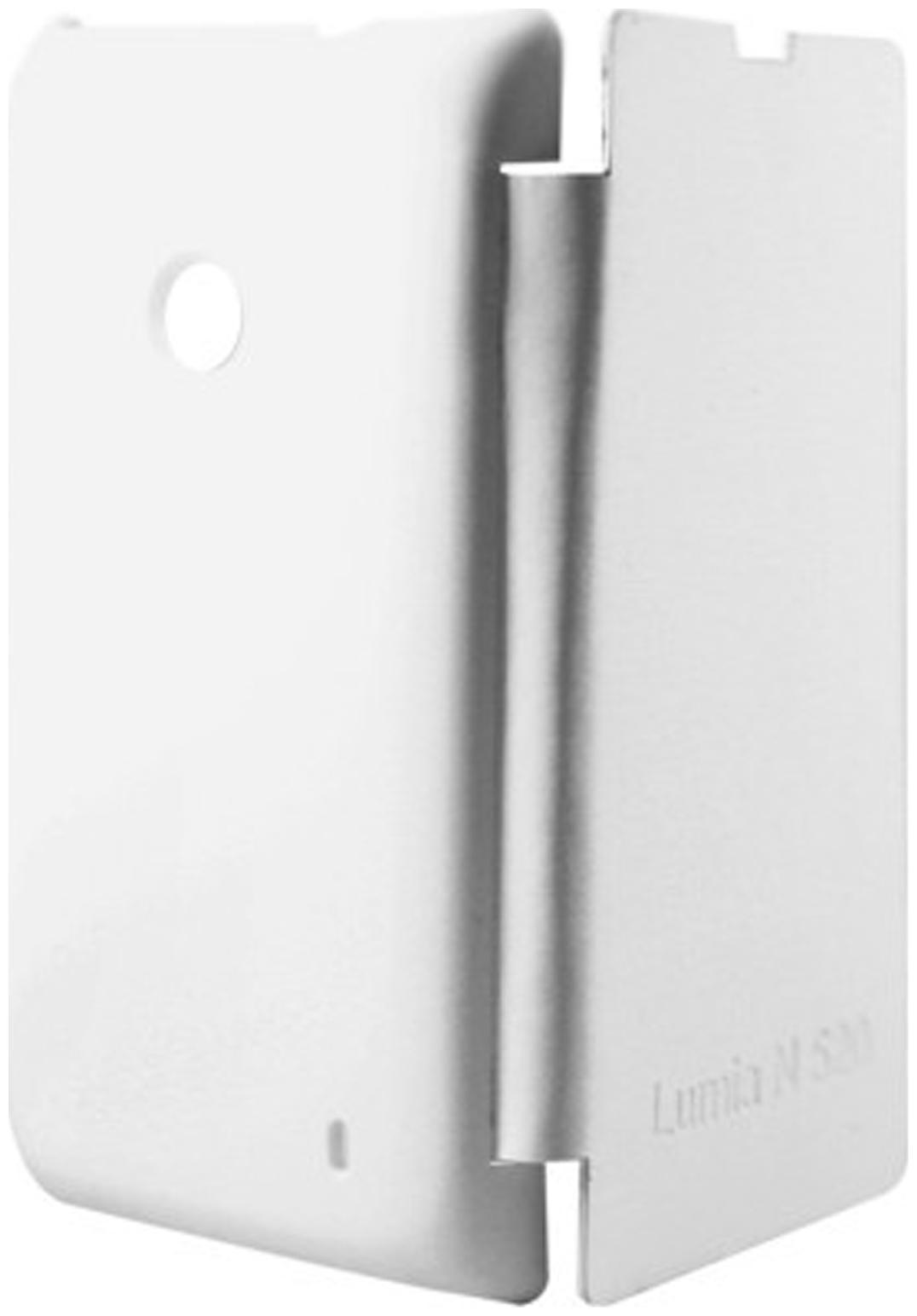 Iway Flip Cover For Nokia Lumia 520  White