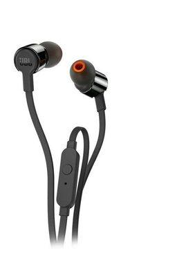 JBL Jblt210blk In-ear Wired Headphone ( Black )