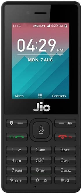JioPhone Gift Bundle - 3 Months