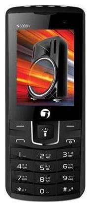 JIVI BOOMBOX N3000 PLUS DUAL SIM MOBILE PHONE (Black)