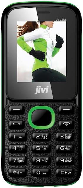 Jivi 12M Black/Green