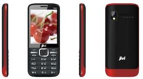 Jivi T201 Black Red