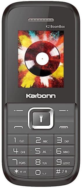 K2 Boom Box - Karbonn Mobile (White)
