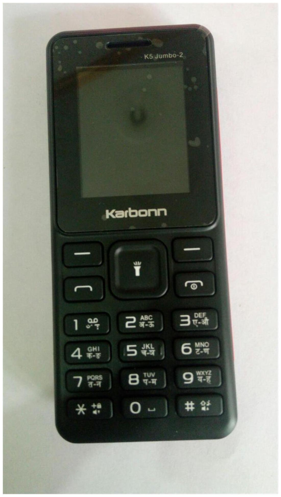 Karbonn K5 Star (Black)