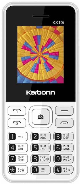 Karbonn KX 10i White